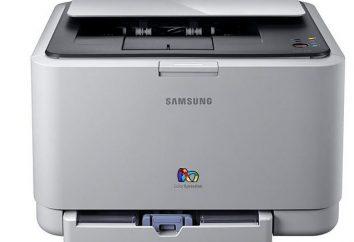 Drukarka Samsung CLP-310: instrukcje użytkowania, funkcji i opinie