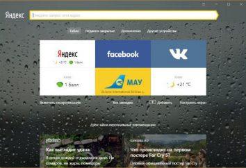 Comment désactiver Yandeks.Dzen dans Yandex Browser