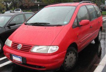 Volkswagen Sharan, recensioni e caratteristiche
