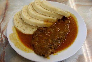 Come cucinare gnocchi cechi: la ricetta per la ricetta