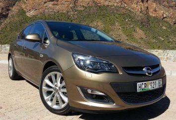 """Konstrukcja i dane techniczne """"Opel Astra"""" z serii 2013 Model"""