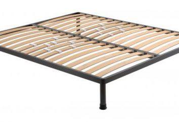 Come scegliere un letto con rete ortopedica?