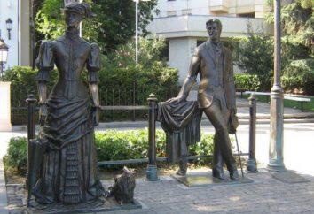 Il monumento più famoso di eroi letterari. Monumenti letteraria eroi in Russia e nel mondo