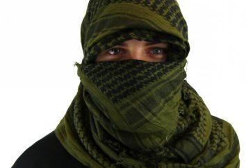 Comment attacher arafatki sur votre tête? guide pratique
