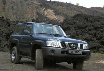 SUV « Nissan Patrol » 6ème génération: SUV ne fait pas partie ici!