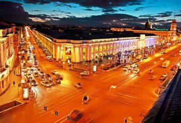 Hotel sulla prospettiva Nevskij a San Pietroburgo: recensioni, descrizioni, recensioni