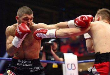 Kurbanov Magomed – boxeador profissional