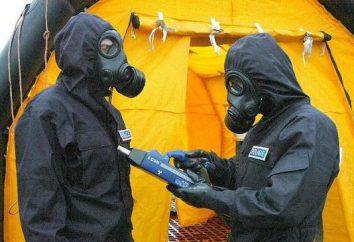Strumenti di rilevazione chimica e il monitoraggio