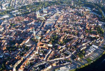 Krótka historia i główne zabytki miasta Lubeki (Niemcy)