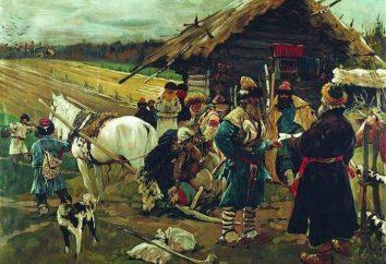 Escravo – um escravo na Rússia