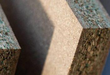 Was sind die Dimensionen des Blattes Spanplatten, und warum ist es wichtig, diese Parameter zu kennen