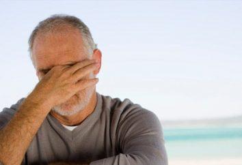 menopausa maschile. Trattamento casa