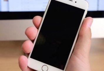 El botón de encendido del teléfono no funciona, o por qué el teléfono inteligente no está incluido