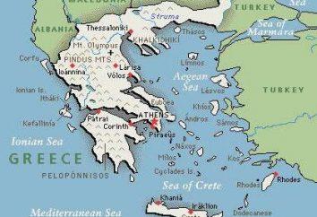 Wszystkie czasy w Grecji i złożoność vyschityvaniya różnicę czasu z Rosją