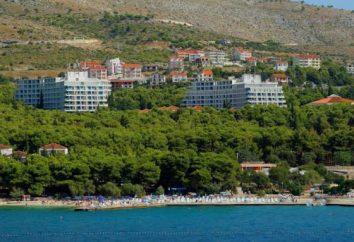 Hôtel Medena 3 * (Croatie, la Dalmatie centrale): description de l'hôtel, avis. Vacances en Croatie