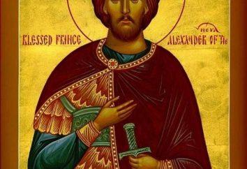Le prince Alexander Nevsky: une biographie d'un grand homme