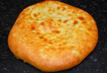 Khachapuri con queso: cómo hacer en casa?