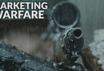"El Rays, Dzhek Traut ""Warfare marketing"": le contenu, commentaires"
