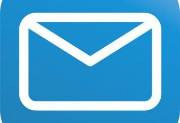 Comment définir les paramètres « Rambler-Mail »