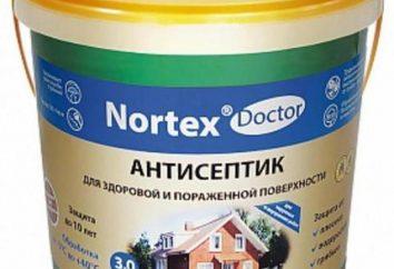 """""""Nortex-primer"""": caratteristiche tecniche, composizione, proprietà e revisioni"""