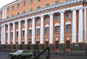 St. Petersburg State University Marine techniczna (SMTU): wydziały, opinie