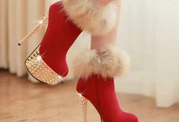 Von dem, was Schuhe mit Absätzen zu tragen?