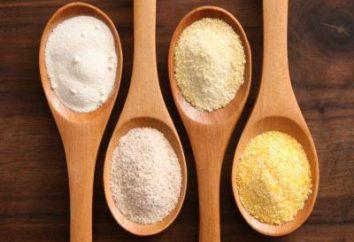 Senza glutine pane: gli ingredienti, ricette di cucina