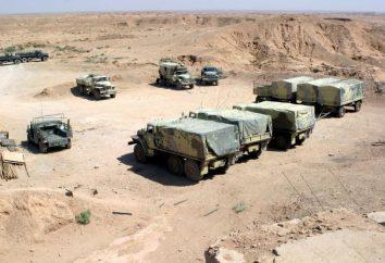 Pojazdy wojskowe w Rosji i za granicą. Rosyjski sprzęt wojskowy