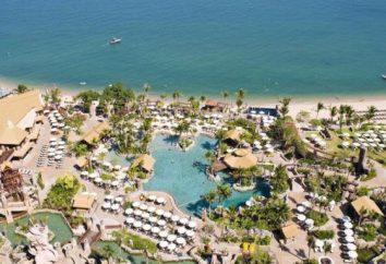 Hôtel Centara Grand Mirage Beach Resort Pattaya, Thaïlande: description et commentaires