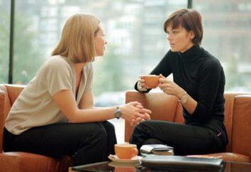 Tipos de discurso em psicologia: características, classificação, diagrama, tabela