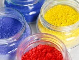 ¿Cuáles son los colorantes alimentarios