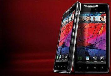 Telefon Motorola XT910: eine Übersicht über Modelle, Features und Bewertungen