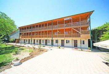 Argo Hotel (Abkhazia): descrição e opiniões