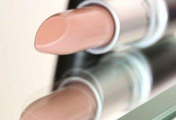 Rouge à lèvres beige: Pour adapter la photo. Comment choisir un rouge à lèvres beige