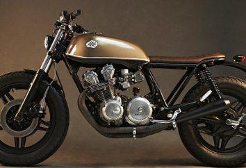 Honda CB 750 – motocykl, czas nie wiedząc