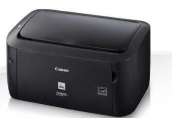 Drucker Canon i-SENSYS LBP 6020: Übersicht, Spezifikationen und Bewertungen