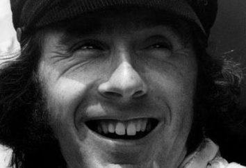 Scottish piloto Dzheki Styuart: biografia, carreira desportiva
