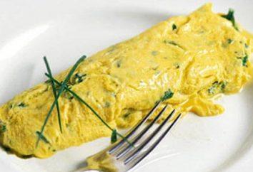 Jak gotować omlet z mlekiem szybkie i smaczne
