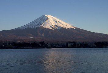 Berg Fuji in Japan: der Ursprung, die Geschichte und die Höhe des Berges. Arten des Mount Fuji (Foto)