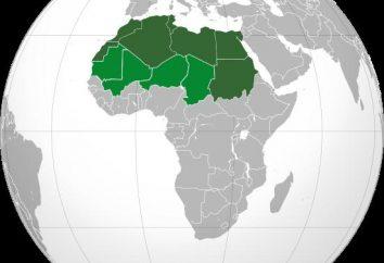 Africa: i paesi nordici e le loro caratteristiche