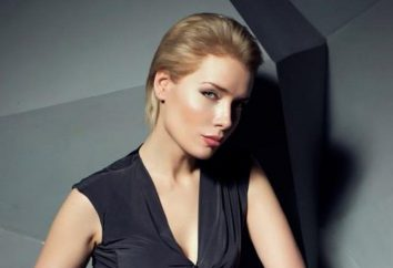 Aktorka Valeria Shkirando: biografia, zdjęcia. Luchishie filmów i seriali TV