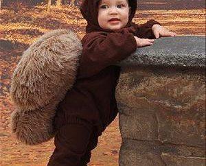 """Business-Anzug """"Eichhörnchen"""" mit seinen eigenen Händen"""