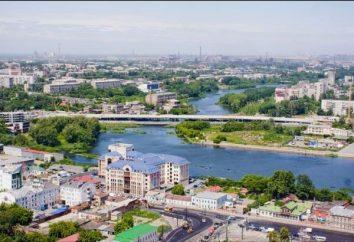 sites Chelyabinsk et lieux intéressants de la ville