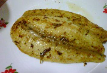 Como preparar dori peixes