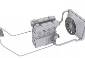 Ventilador de refrigeración del radiador: dispositivo y posibles fallos