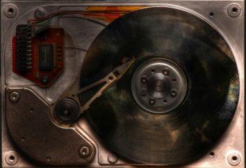 Restaurar as partições do disco rígido com aplicações TestDisk