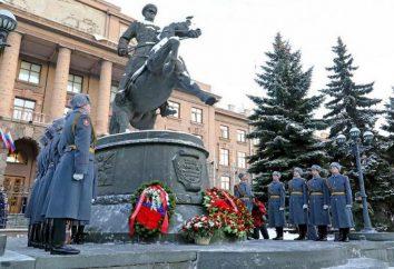 Większość zabytków w Jekaterynburgu: zdjęcia i opisy