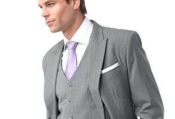 Jak wybrać garnitur pana młodego