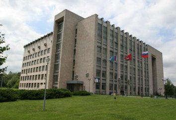 Moscow University Humanitarna (MosGU): Adres, wydziały i specjalności, recenzje
