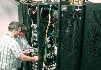 Wer ist der Netzwerk-Administrator?